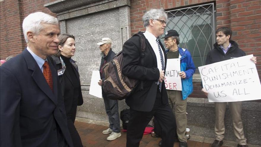 Finaliza el juicio al autor de los atentados de Boston, a la espera de alegatos