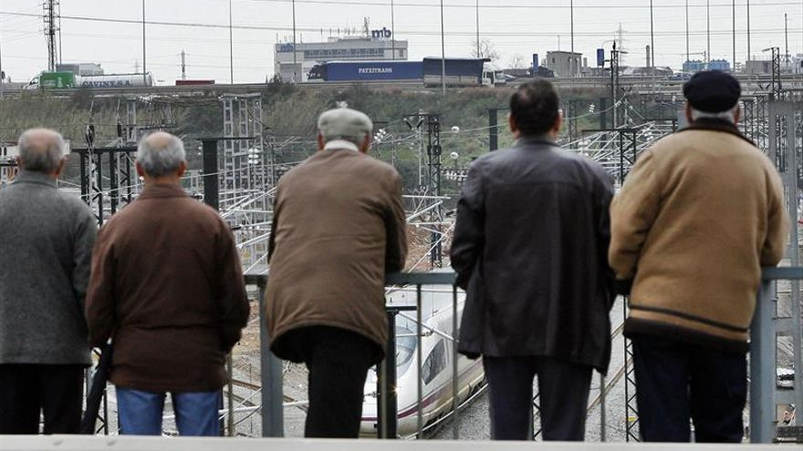 La población de la UE registra por primera vez un crecimiento natural negativo