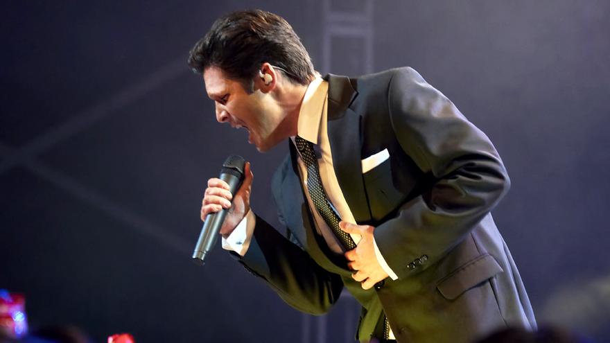 Imagen de la segunda temporada de 'Luis Miguel, la serie'