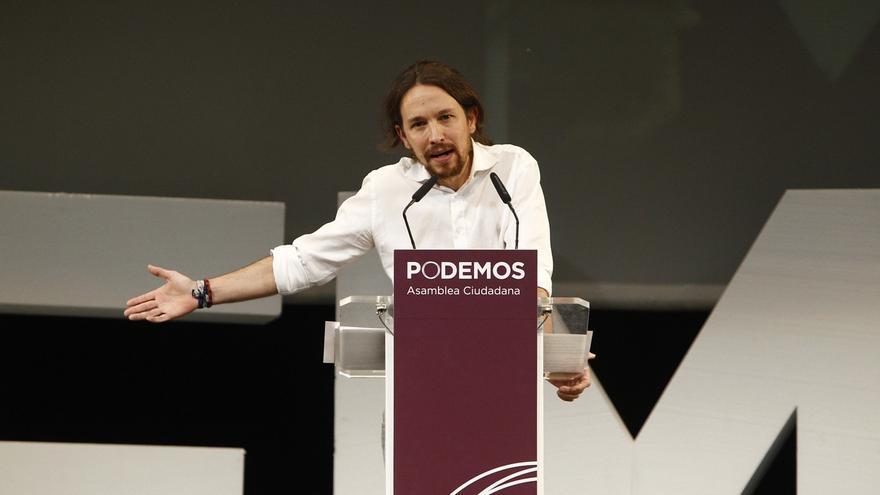 """Pablo Iglesias, dispuesto a tomar """"medidas patrióticas"""" que pongan """"a la gente"""" por delante de los tenedores de deuda"""
