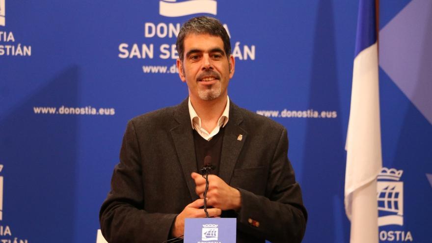 Ayuntamiento de San Sebastián instalará elementos de seguridad pasivos en las zonas de mayor afluencia peatonal