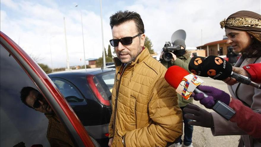 Ortega Cano sale por segunda vez de la cárcel con permiso penitenciario