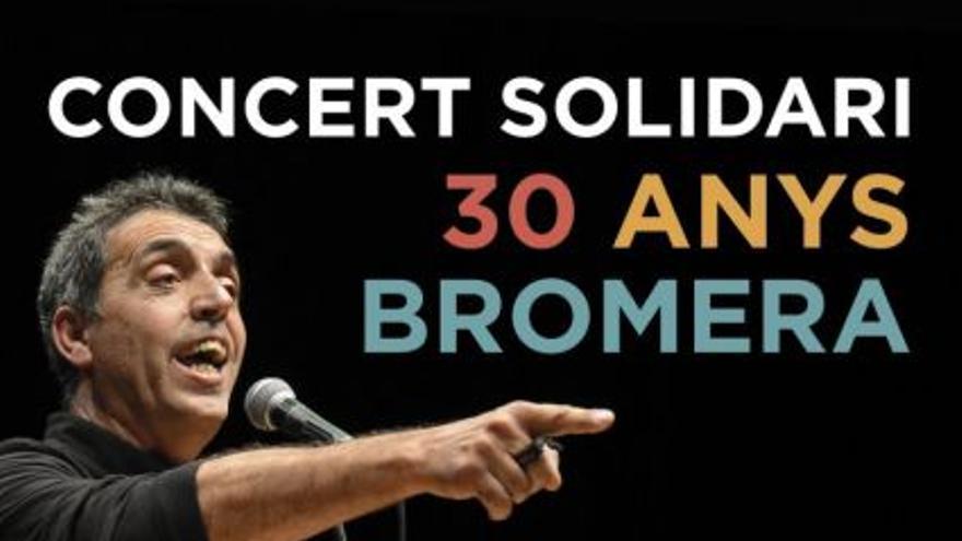 Concierto por el 30 aniversario de Bromera