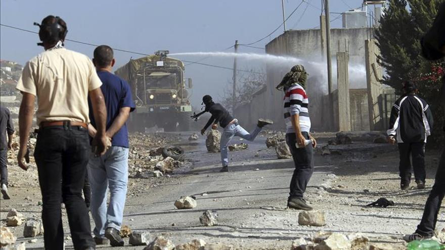 El primer ministro palestino dice que las negociaciones con Israel están estancadas