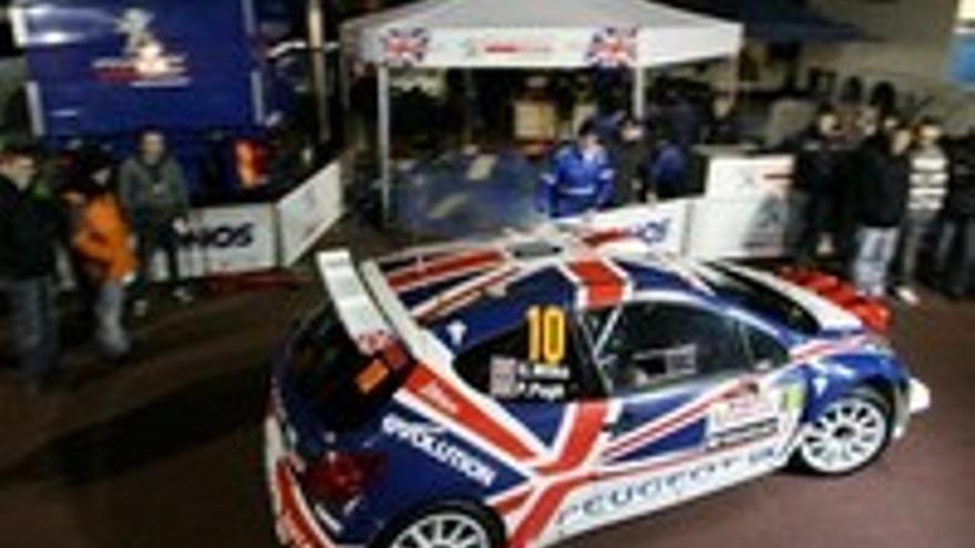 Edición anterior del Rally