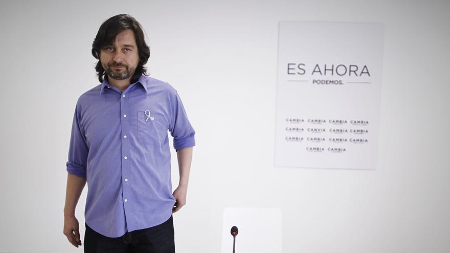 Podemos celebra en Tudela el primer encuentro de 'Vamos!' en Navarra