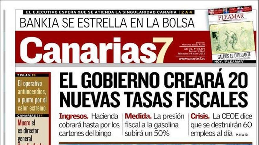 De las portadas del día (09/05/2012) #2