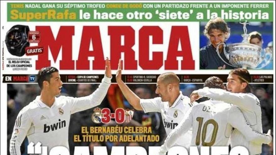 De las portadas del día (30/04/2012) #11