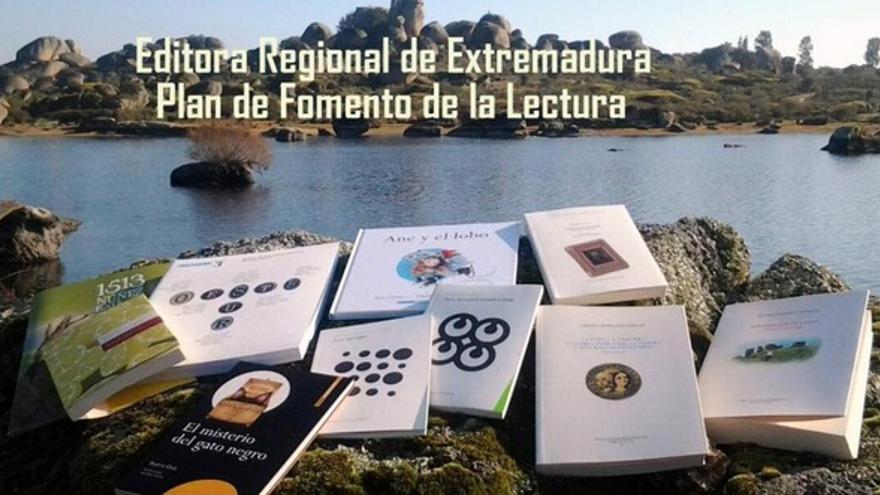 Editora regional de Extremadura / Gobex