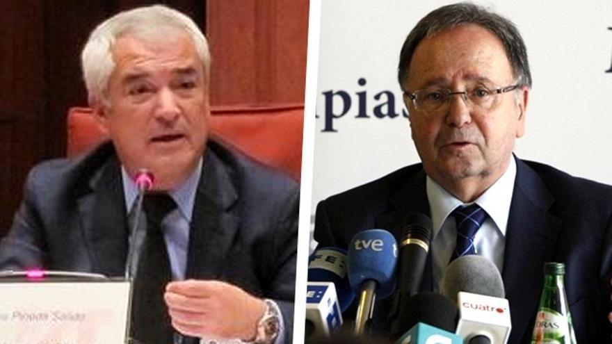 """El presidente de Ausbanc a un banco: """"No es necesario esperar a una sentencia que os va a dar una hostia importantísima"""""""