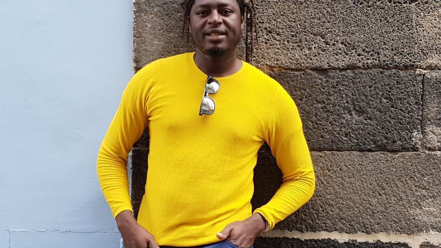 Keba Danso, realizador y gestor cultural, es miembro de la Asociación Karmala Cultura.