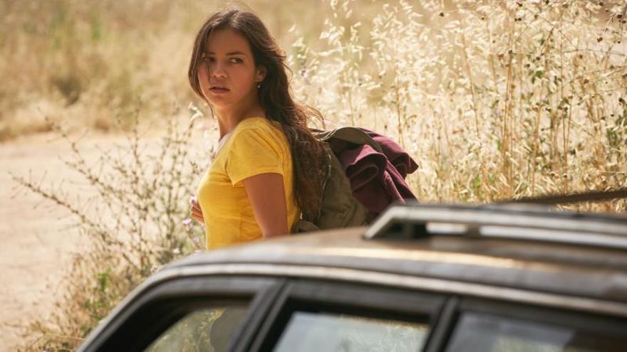 """Natalia Reyes y Gabriel Luna, la sangre latina de """"Terminator: Dark Fate"""""""