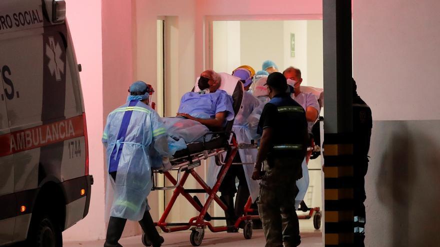 Panamá llega a los 400.666 casos y 6.524 muertes por la covid-19