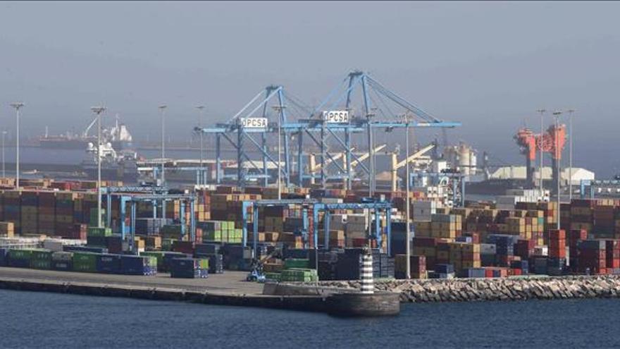 Puertos del Estado prevé un beneficio a final de año de 200 millones de euros