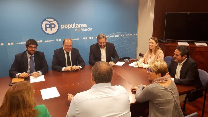 Pedro Antonio Sánchez no asistirá al Comité Ejecutivo del PP para preparar el debate de la moción de censura