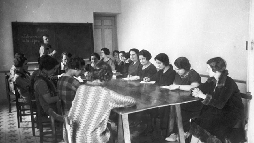 Mujeres en vanguardia. La Residencia de Señoritas en su centenario