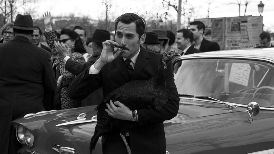 Fotos de 'Arde Madrid', la nueva serie de Paco León para Movistar+