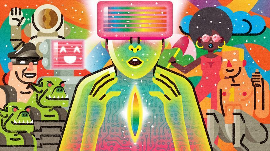 La realidad aumentada o mixta también estará de moda en 2037 según estos autores