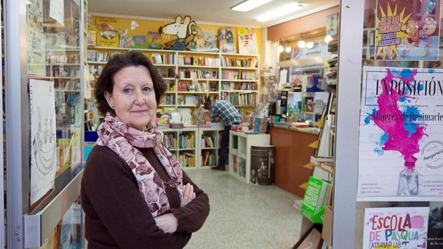 Los fareros del siglo XXI: así sobrevive una pequeña librería de barrio