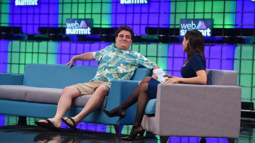 Palmer Luckey se hizo millonario con la venta de Oculus a Facebook