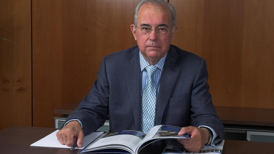El expresidente de Sacyr José Manuel Loureda vendió un 0,59% de la empresa el 23 de diciembre