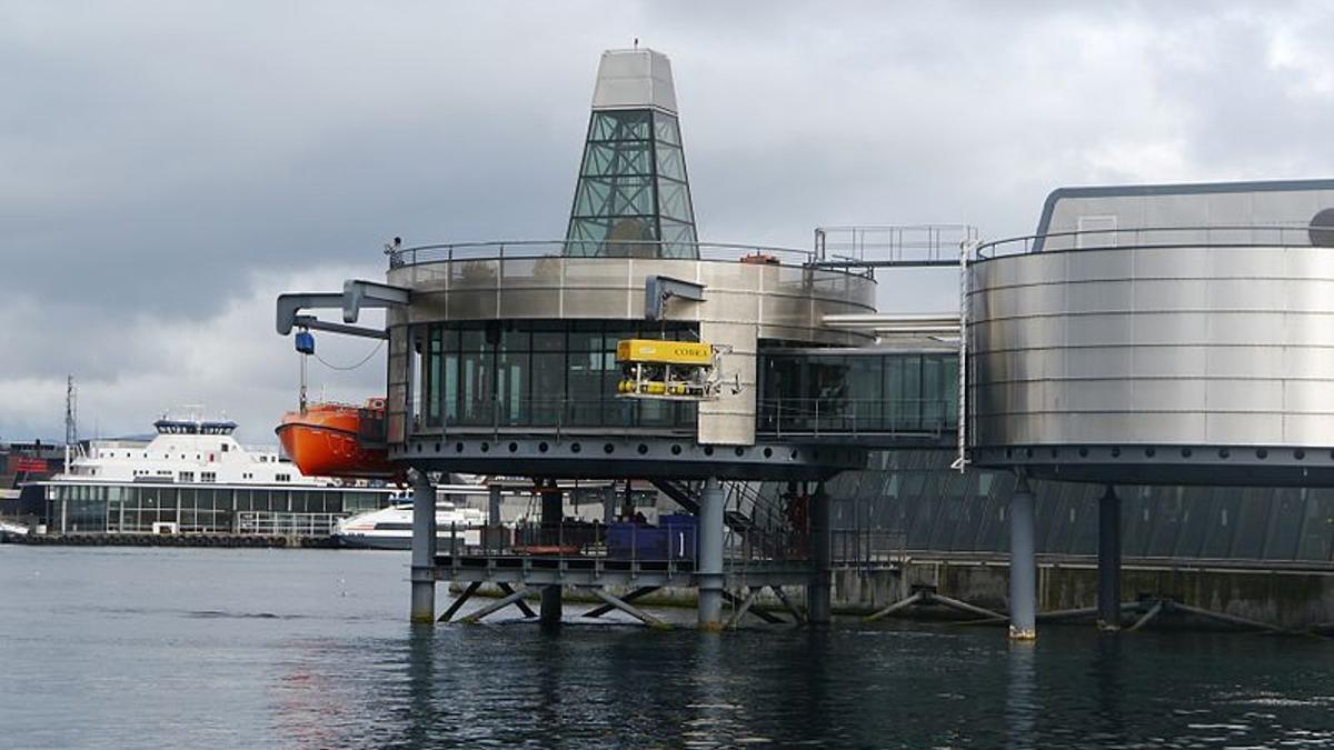 Museo del Petróleo en Stavanger