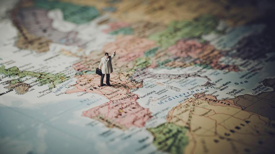 Un gran viaje comienza sobre un mapa, conociendo tus destinos será más fácil saber qué será necesario preparar.