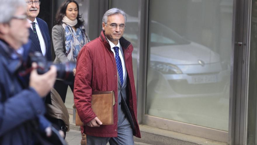 """Molina: """"Nunca he adoptado un acuerdo ilegal ni he cobrado una comisión en mi vida"""""""