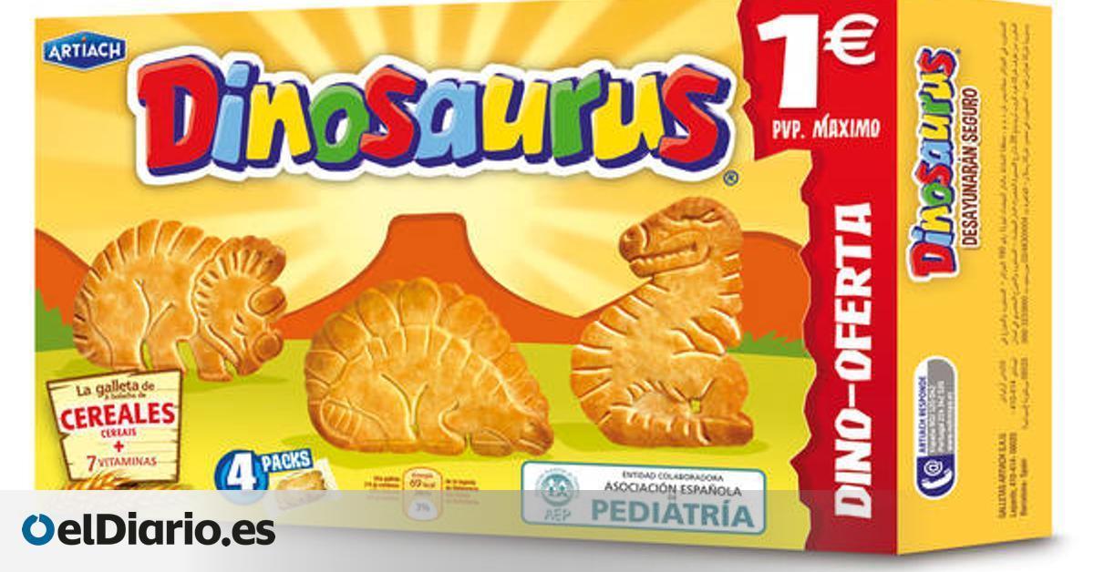 Un Juez Sentencia Que Artiach No Es La Unica Empresa Que Puede Fabricar Galletas De Dinosaurios Las galletas con forma de dinosaurio no son exclusivas de ninguna empresa, ni siquiera de artiach, que lleva décadas comercializando los populares dinosaurus. fabricar galletas de dinosaurios