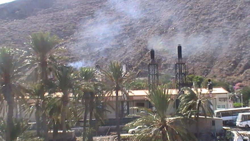 Central hidroeléctrica del Palmar