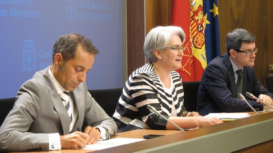 """El anteproyecto de Presupuesto de Navarra para 2015 asciende a 3.797 millones, que el Gobierno ve como """"realista"""""""