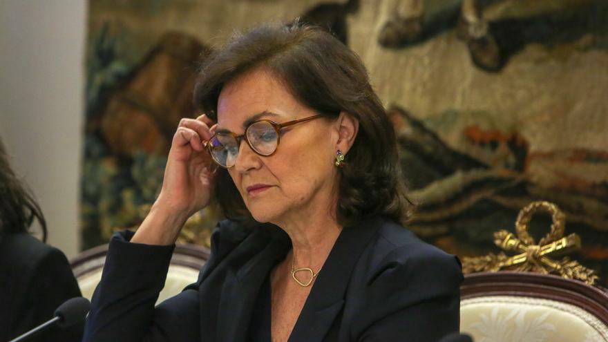 Calvo ofrece formalmente por carta al Govern una reunión entre Sánchez y Torra el 21D en Barcelona