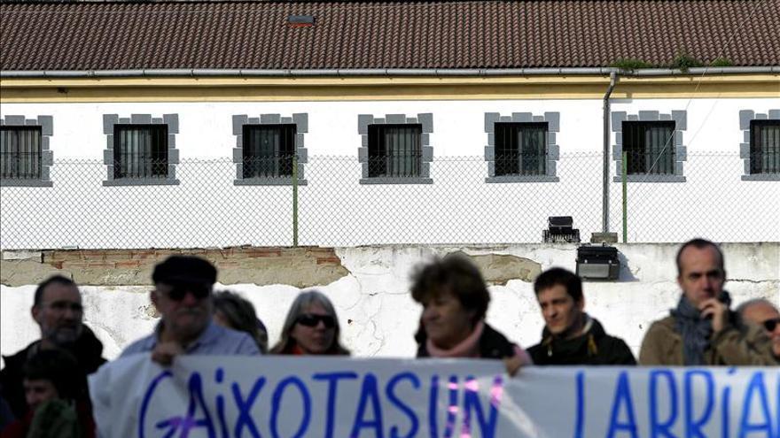 El etarra José Ángel Biguri abandona la prisión de Martutene
