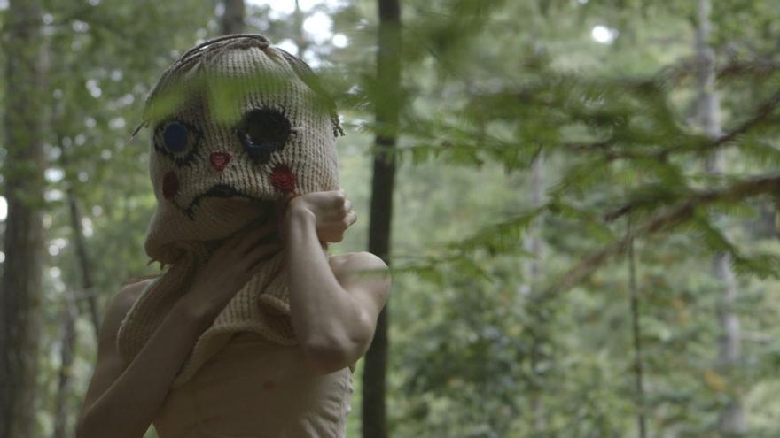 Fotograma de la película Felt