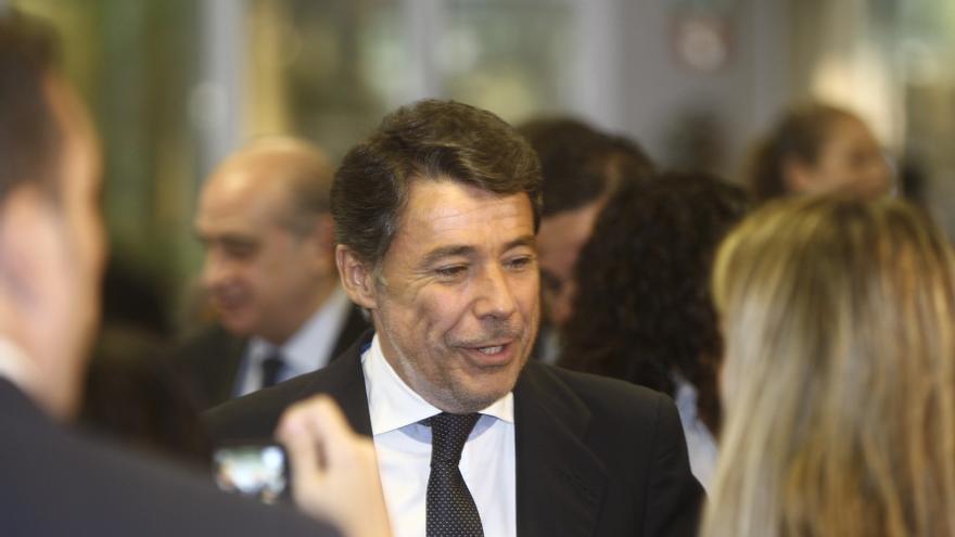 Ignacio González preside este jueves su primer Consejo de Gobierno tras la dimisión de Aguirre