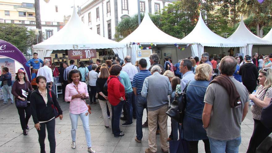 XXVIII Feria del Libro de Las Palmas de Gran Canaria