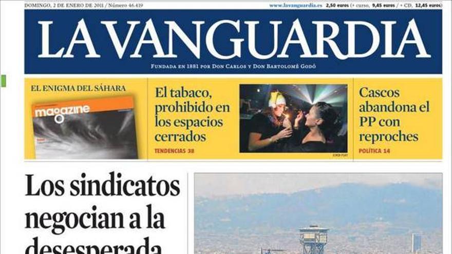 De las portadas del día (02/01/2011) #10