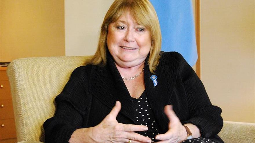 La ministra argentina de Exteriores se reúne con el vicecanciller británico