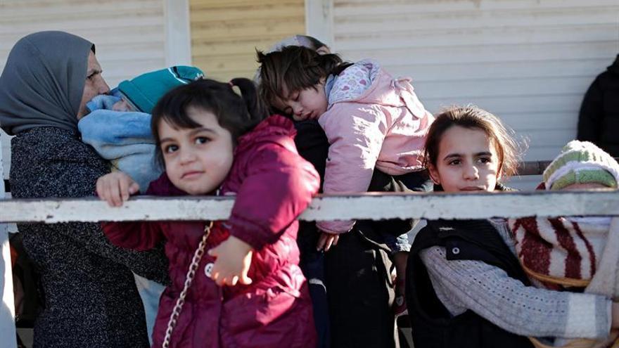 Casi cuatro millones de niños refugiados no tienen acceso a la educación