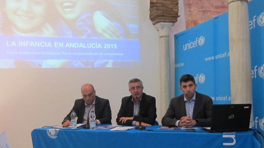 El 51,1% de los niños en Andalucía está en riesgo de pobreza o exclusión social, lo que supone unos 834.000 menores