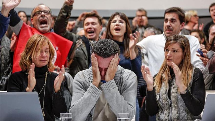 Radiotelevisión Valenciana cumple mañana un año de su fundido a negro