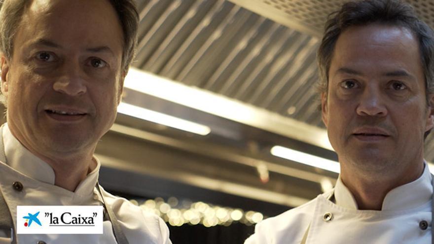 Los hermanos Torres.