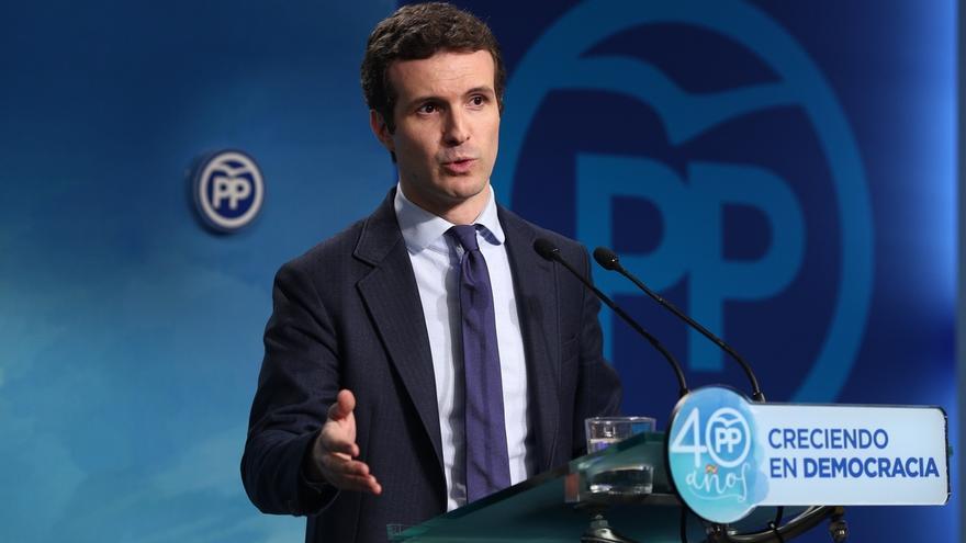 """PP pide """"mirar al futuro"""" tras las revelaciones de Crespo y 'El Bigotes', que enmarca en estrategias de defensa"""