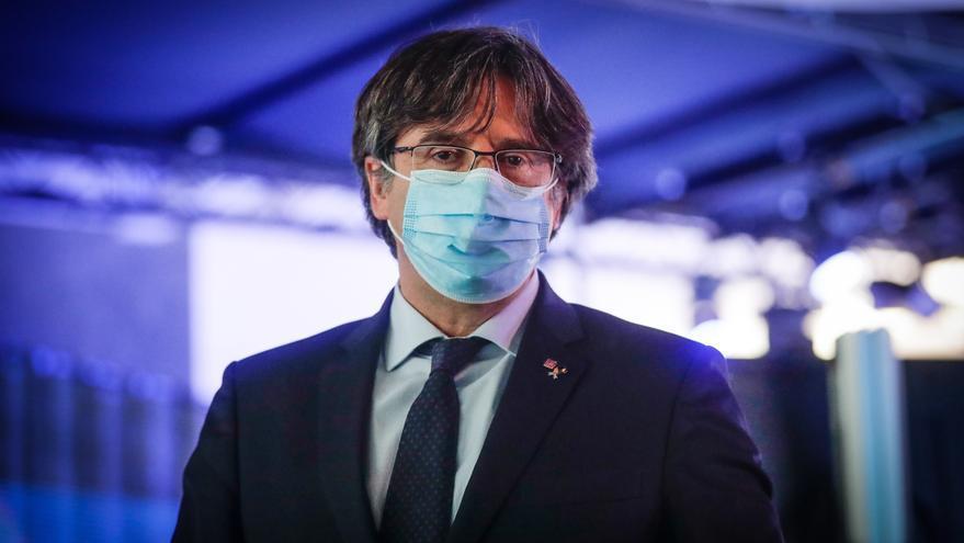 Diez claves sobre la detención en Cerdeña de Carles Puigdemont