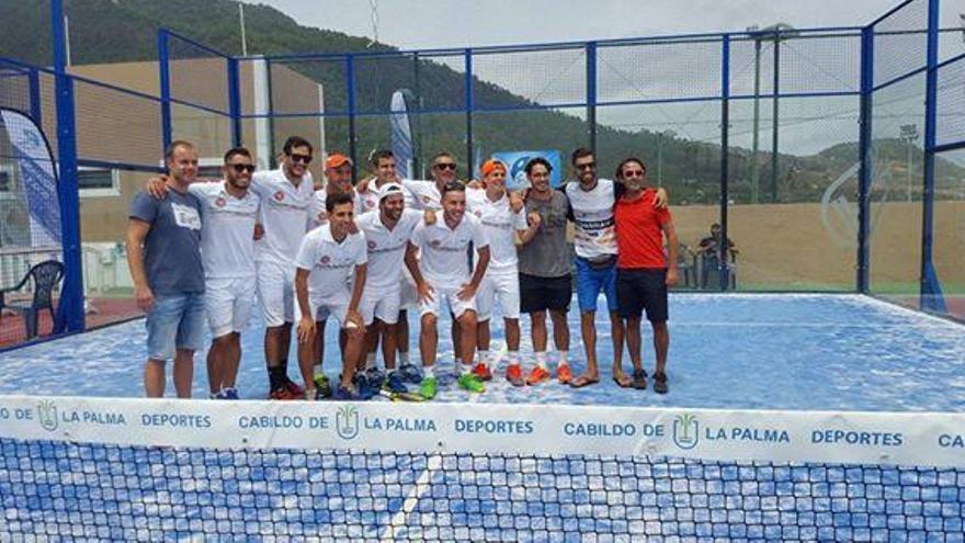 Club de Tenis Valle Aridane.