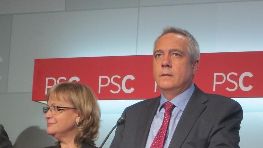 """Pere Navarro descarta un congreso extraordinario porque la dirección del PSC está """"legitimada"""""""