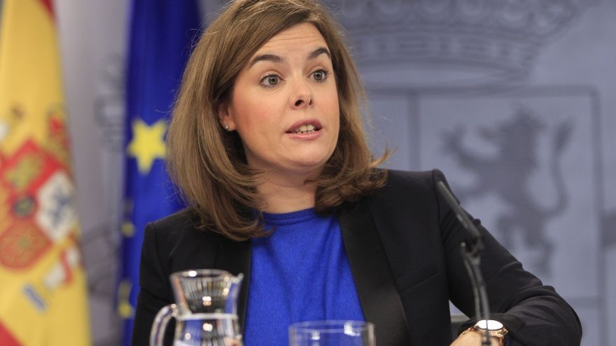 """El Gobierno, sobre Monedero: """"Si todos hicieran lo mismo, a ver cómo pagamos los servicios públicos"""""""