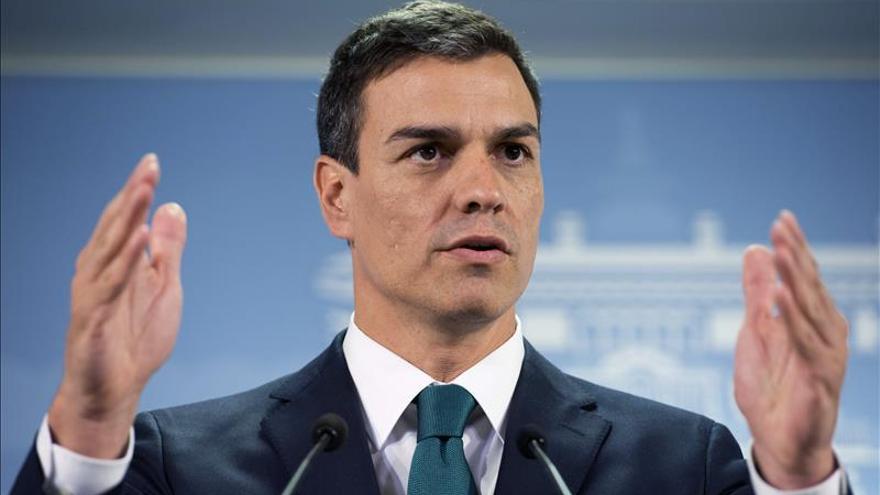 Sánchez ve necesario que el nacionalismo participe de la gobernanza de España