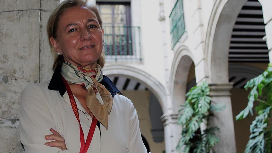 Inmaculada Cordero Olivero, profesora de Historia Contemporánea de la Universidad de Sevilla.