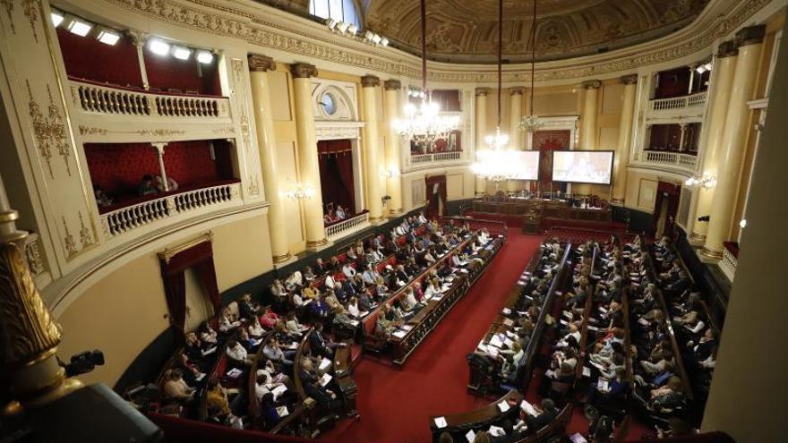 El Senado se prepara para trabajar a pleno rendimiento a partir de febrero